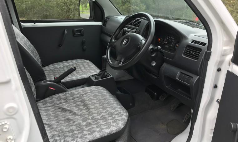 2014 Suzuki APV Campervan   Northsiderv